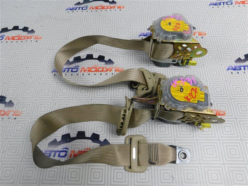 Ремень безопасности Toyota Celsior UCF31-0044904 3UZ-FE 2003 передний