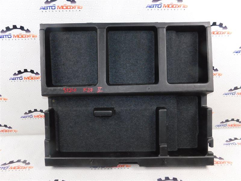 Ящик под инструменты Toyota Caldina ST210-4059666 3S-FE 2002