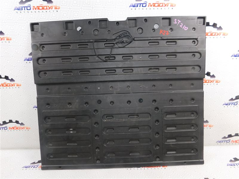 Пол багажника пластик Toyota Caldina ST210-4059666 3S-FE 2002