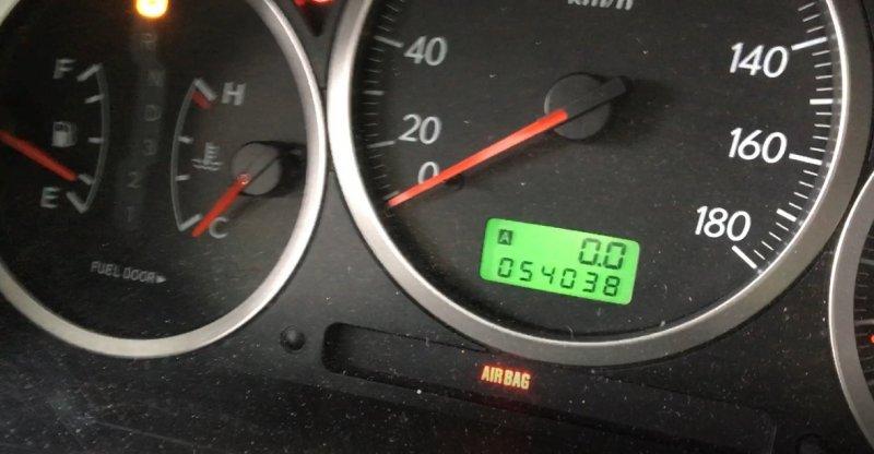 Акпп Subaru Impreza GG2 EJ15