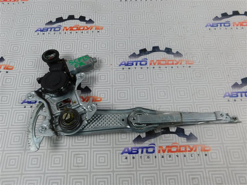 Стеклоподъемник Toyota Vitz SCP10 передний правый