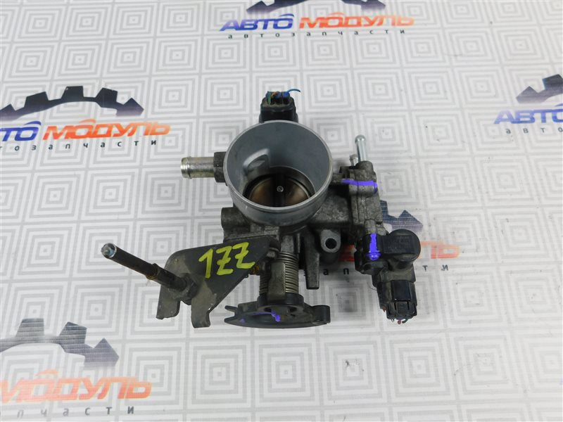 Дроссельная заслонка Toyota Wish ZNE10 1ZZ-FE