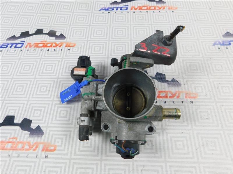 Дроссельная заслонка Toyota Premio ZZT240 1ZZ-FE