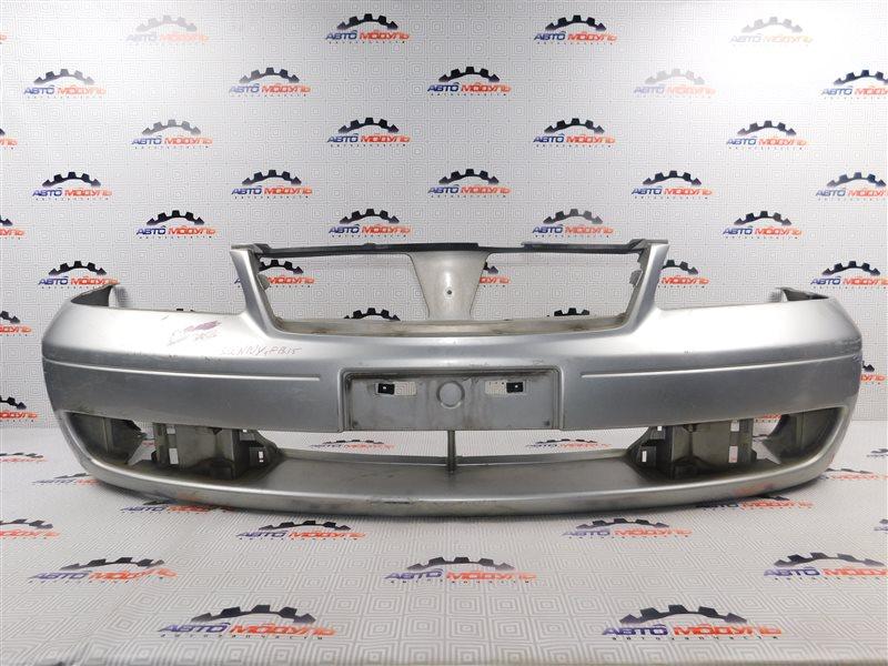 Бампер Nissan Sunny B15 передний