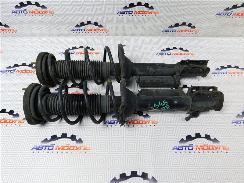 Стойка Subaru Forester SG5-064423 EJ205 2004 задняя правая