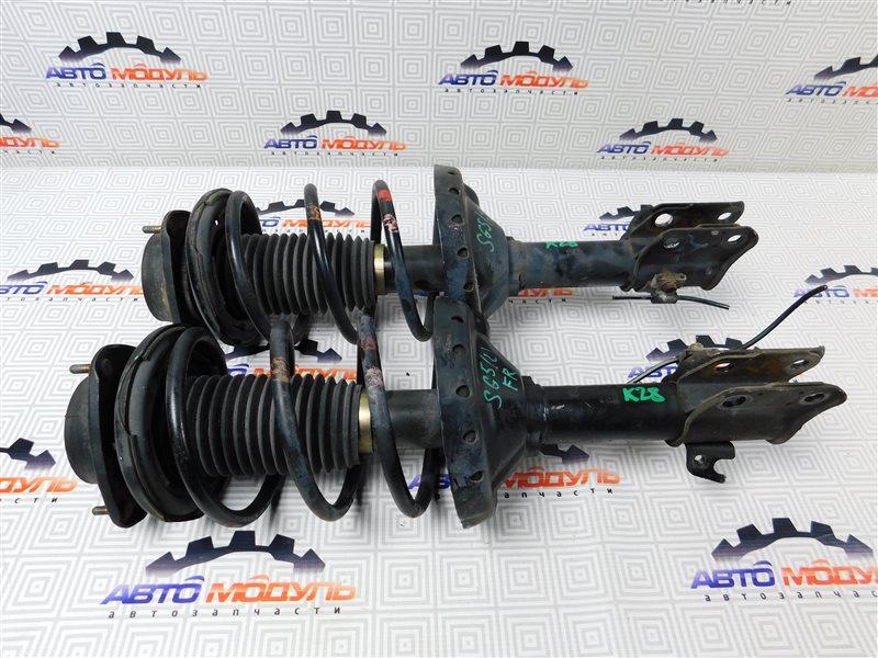 Стойка Subaru Forester SG5-092424 EJ203 2005 передняя правая