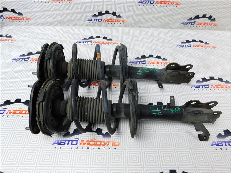 Стойка Toyota Sprinter AE100 5A-FE передняя правая