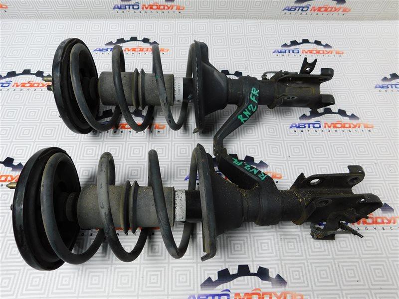 Стойка Honda Stream RN1 передняя правая