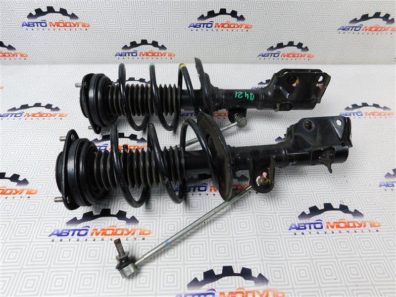 Стойка Subaru Xv GT передняя правая