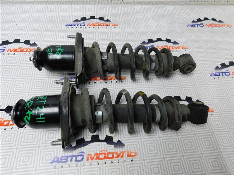 Стойка Toyota Caldina AZT241 1AZ-FSE задняя правая