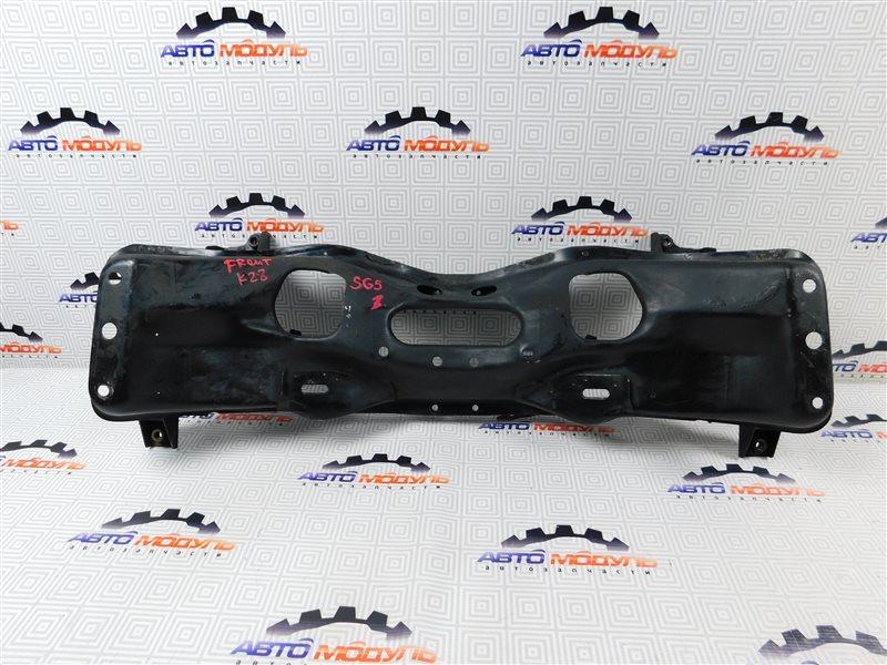 Балка под двс Subaru Forester SG5-092424 EJ203 2005 передняя