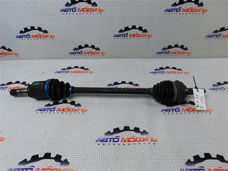 Привод Subaru Forester SG5-092424 EJ203 2005 передний правый