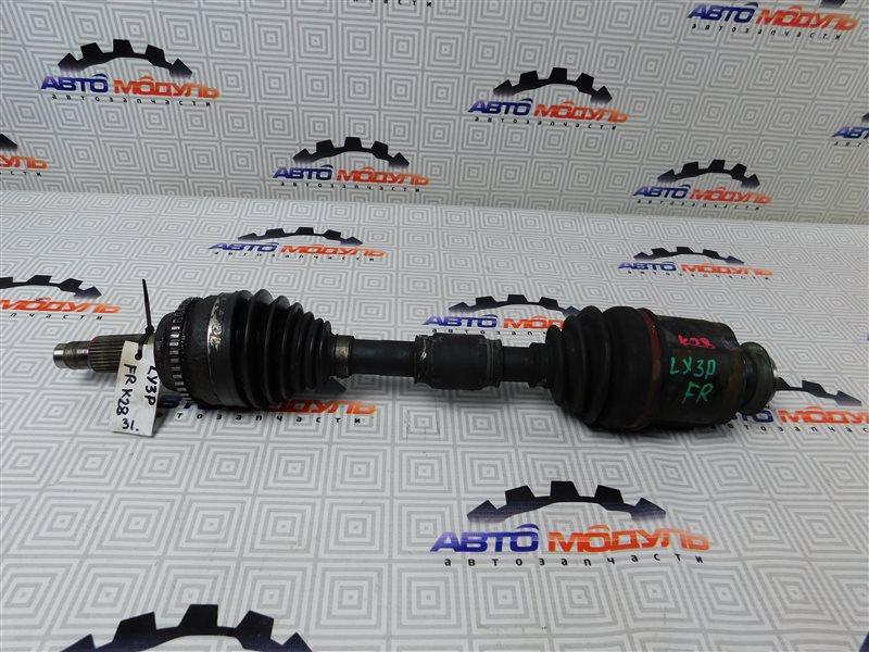 Привод Mazda Mpv LY3P L3-VDT передний правый