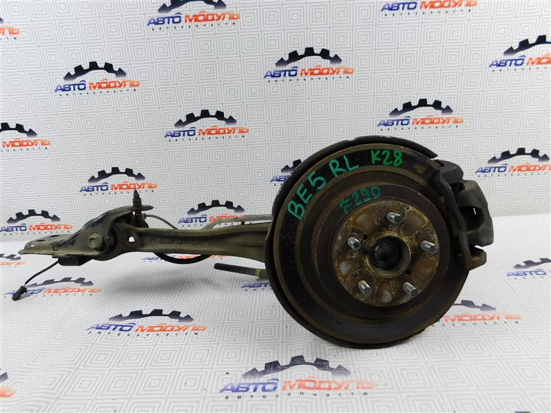 Диск тормозной Subaru Legacy BL5 задний