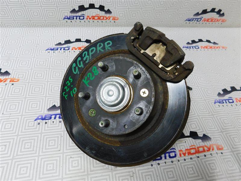 Диск тормозной Mazda Atenza GG3S задний