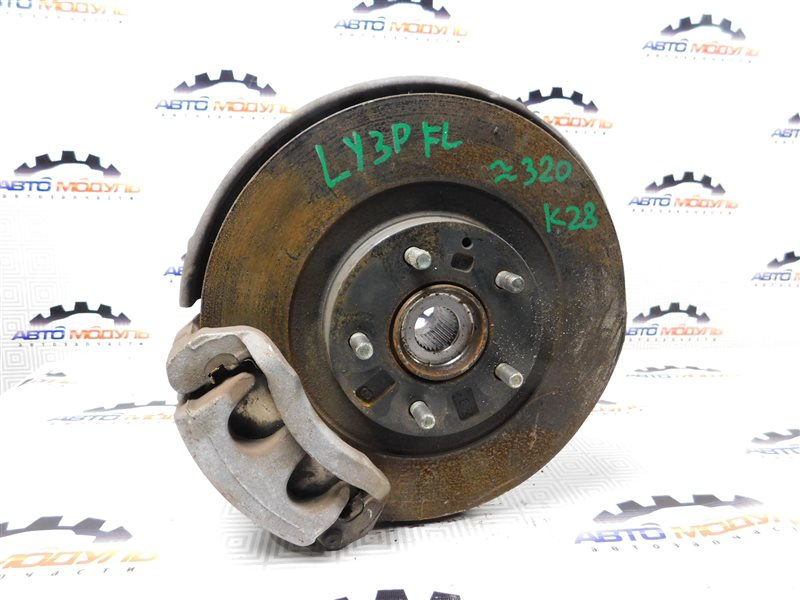 Диск тормозной Mazda Mpv LY3P передний