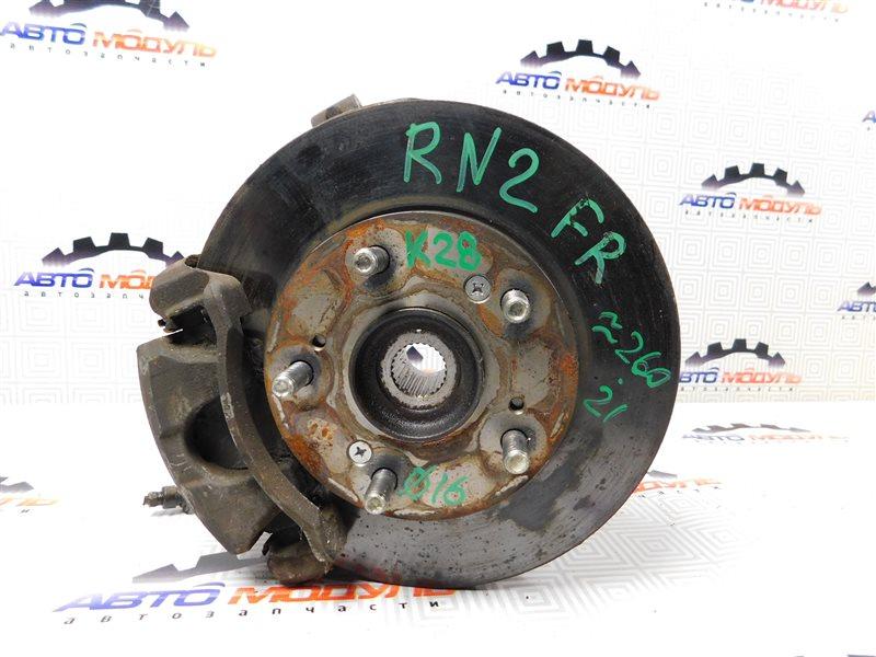 Диск тормозной Honda Stream RN1 D17A передний