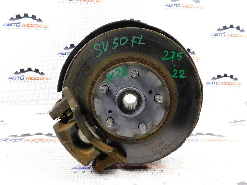 Диск тормозной Toyota Vista SV50 3S-FE передний