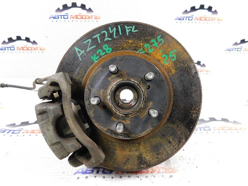 Диск тормозной Toyota Caldina AZT241 передний