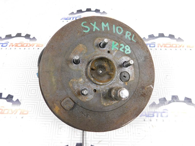 Барабан тормозной Toyota Ipsum SXM10-0072696 3S-FE 1997 задний