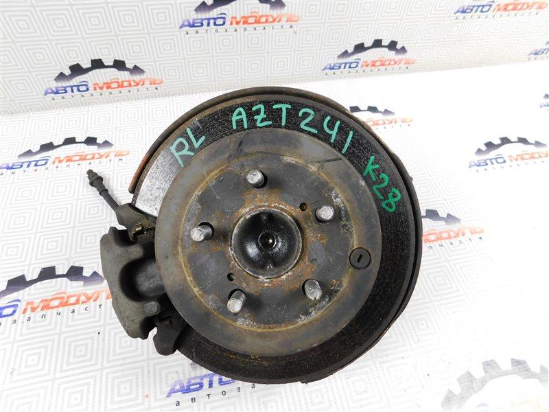 Ступица Toyota Caldina AZT241 задняя левая