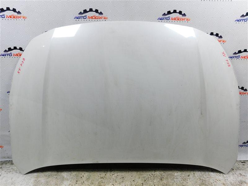 Капот Subaru Xv GT