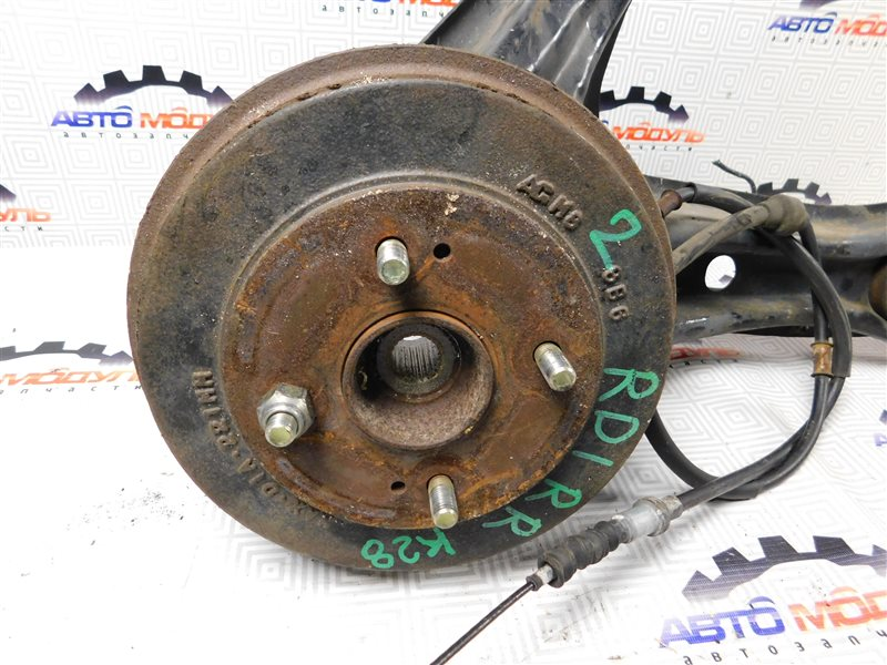 Барабан тормозной Honda Cr-V RD1-1216022 B20B задний