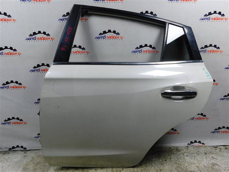 Дверь Subaru Xv GT задняя левая