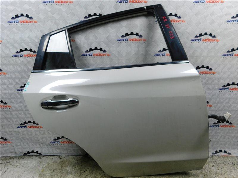 Дверь Subaru Xv GT задняя правая