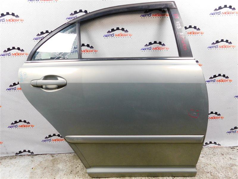 Дверь Toyota Avensis AZT250-0011009 1AZ-FSE 2003 задняя правая
