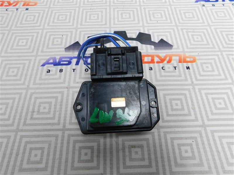 Реостат печки Mazda Mpv LW3W