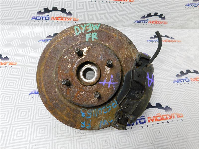 Диск тормозной Mazda Demio DY3W ZJ-VE передний