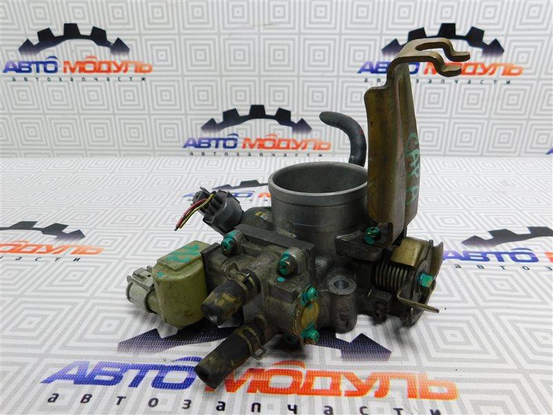 Дроссельная заслонка Honda Capa GA4 D15B