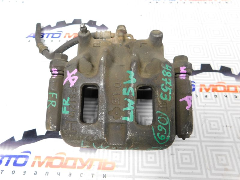 Суппорт Mazda Mpv LW5W передний правый