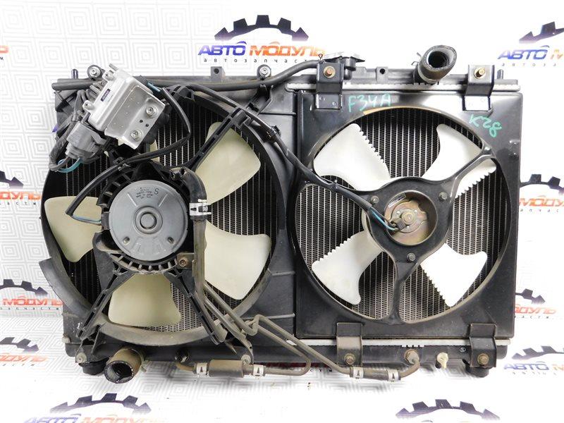 Радиатор основной Mitsubishi Diamante F31A 6A13