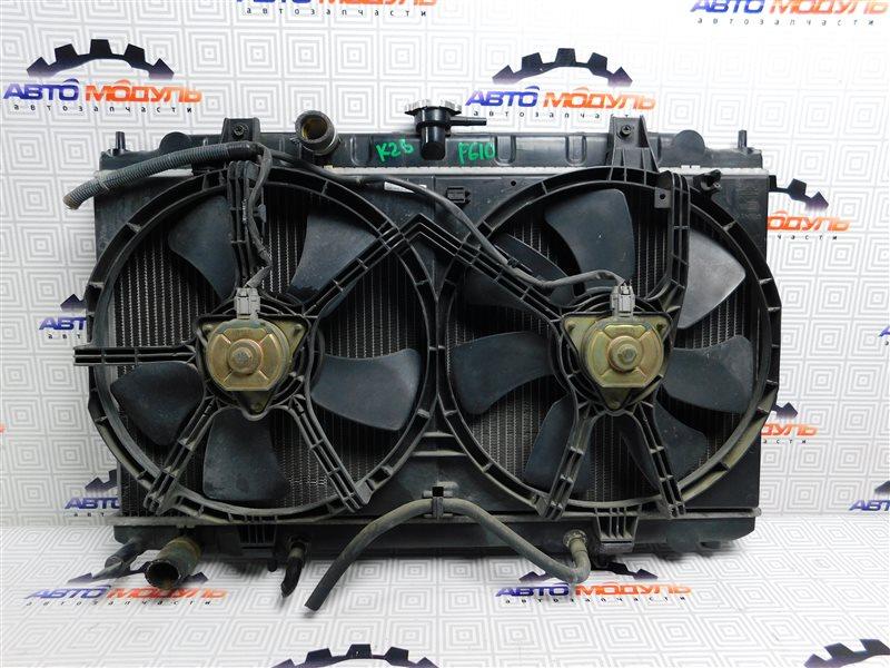 Радиатор основной Nissan Bluebird Sylphy FG10 QG13