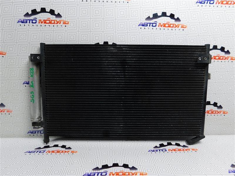 Радиатор кондиционера Subaru Forester SG5-092424 EJ203 2005
