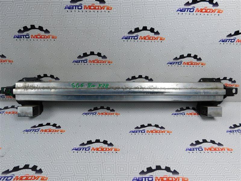 Усилитель бампера Subaru Forester SG5-092424 EJ203 2005 передний
