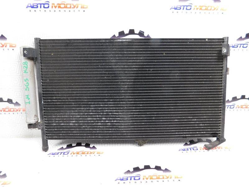 Радиатор кондиционера Subaru Forester SG5-064423 EJ205 2004