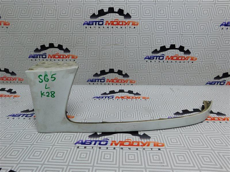 Планка под фары Subaru Forester SG5-064423 EJ205 2004 передняя левая