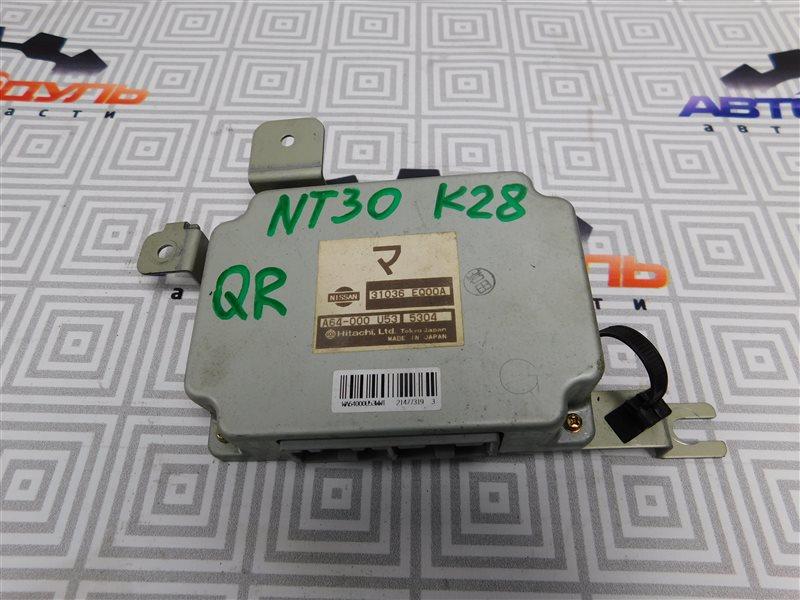 Блок управления акпп Nissan X-Trail NT30 QR20-DE
