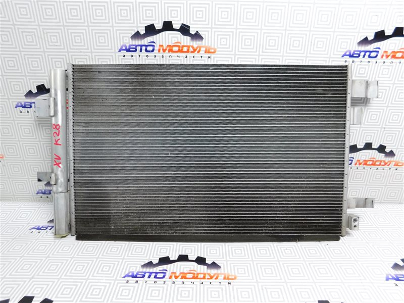Радиатор кондиционера Subaru Xv GT