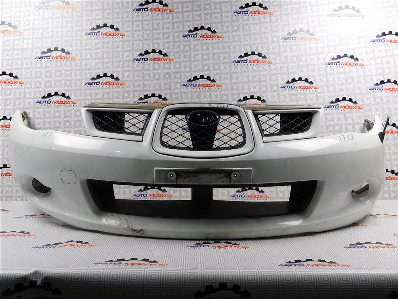 Бампер Subaru Impreza GD2 передний