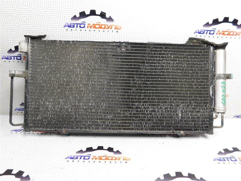 Радиатор кондиционера Subaru Impreza GD2