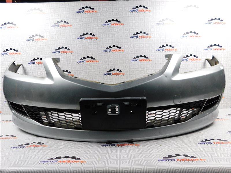 Бампер Mazda Atenza GG3P передний