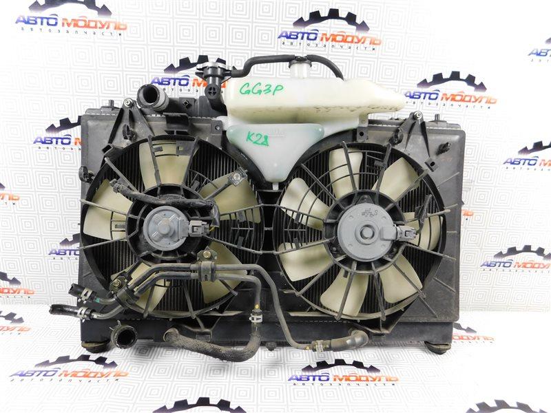 Радиатор основной Mazda Atenza GG3P L3