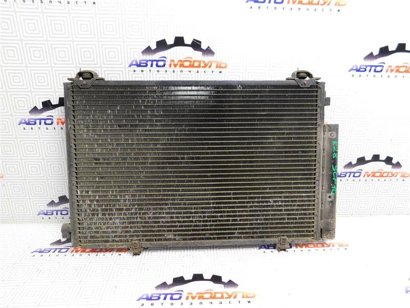 Радиатор кондиционера Toyota Vitz SCP10