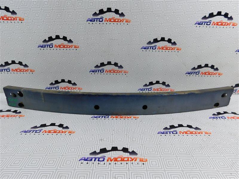 Усилитель бампера Toyota Vitz NCP10 передний