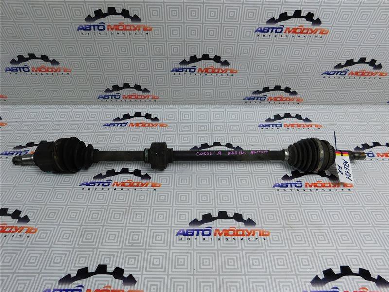 Привод Toyota Premio NZT240 1NZ передний правый