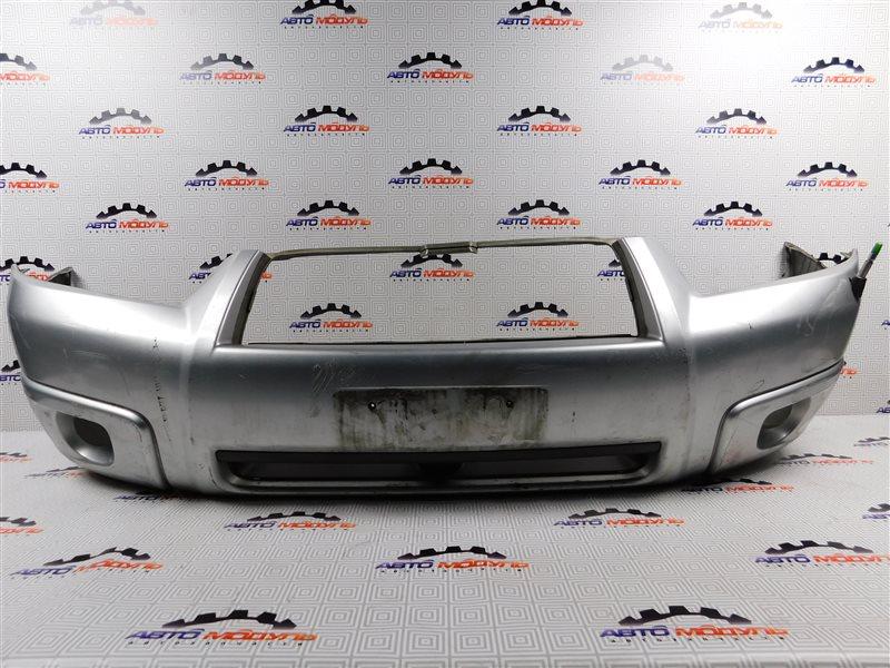 Бампер Subaru Forester SG5-092424 EJ203 2005 передний